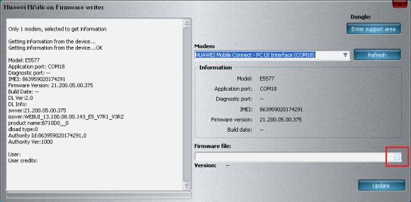 Huawei E5577-321 Zain unlock guide