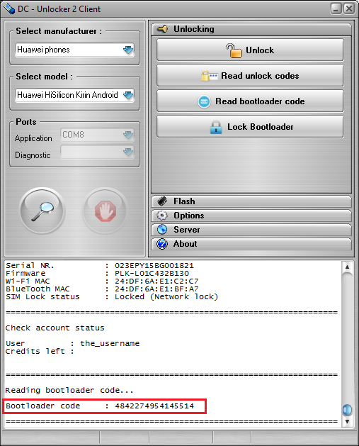 How to lock Huawei bootloader (from RELOCKED to LOCKED)