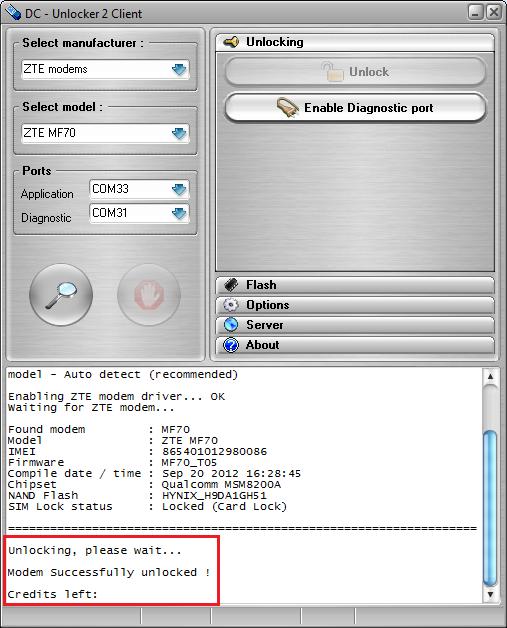 Zte modem unlock code free trial